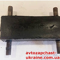 Подушка коробки ГАЗ-24, ГАЗ-3110, Газель [Металл+Резина, Украина]