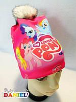 Шапки оптом детские Пони
