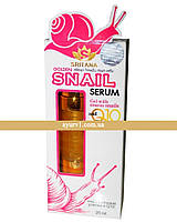 Сыворотка с улиточным муцином и Q10 / Sritana Golden Snail Serum/ 20 мл