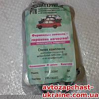 Резинка крепления глушителя ВАЗ 2101-07 [Полиуретан, Украина]