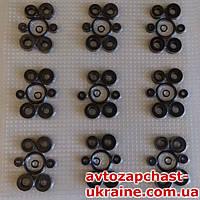 Ремкомплект Гидровакуума ГАЗ-24, ГАЗ-53 малый [Резина, Украина]