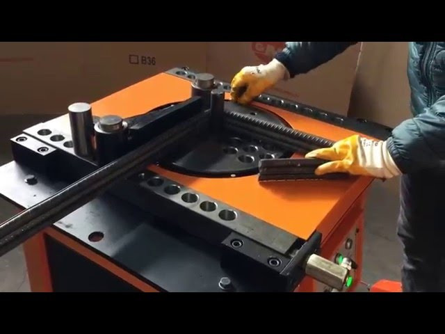 Аренда станка для резки / рубки арматуры