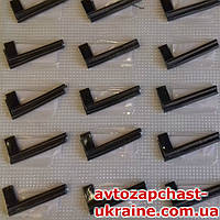 Флажки (уплотнение коленвала) ГАЗ-24, ГАЗ-53 (узкие) [Резина, Украина]