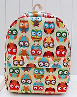 Рюкзак Веселые совята