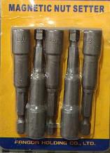Магнитные биты 7mm Fangda ( 5шт )
