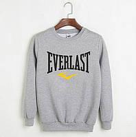 Свитшот Everlast серый