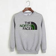 Свитшот The north face серый