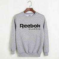 Свитшот Reebok Classic серый
