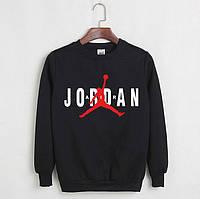 Свитшот Nike Jordan черный