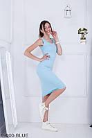 Женское платье Подіум Kerry 19000-BLUE XS Голубой