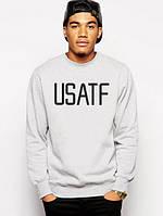 Свитшот USATF белый