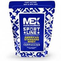 American Standard Whey 2,27 кг vanilla MEX Nutrition