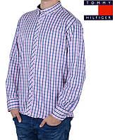 Рубашка мужская в клетку Tommy Hilfiger
