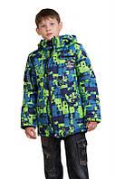 Зимняя куртка-парка монблан