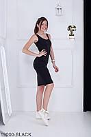 Женское платье Подіум Kerry 19000-BLACK XS Черный