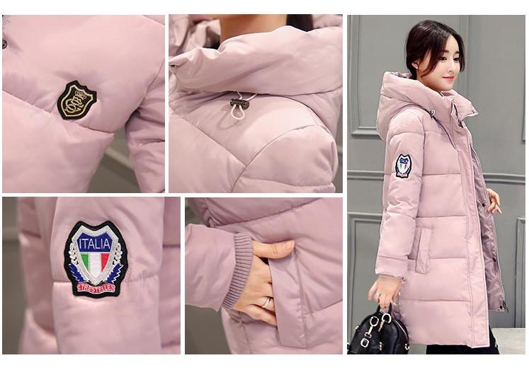 1589c3ecfc4 Зимняя женская куртка пуховик