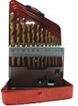 Набор сверл (TITAN) 13 ед, 1,5-6,5мм (металлическая коробка) М Fangda