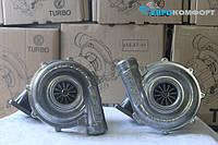 Турбокомпрессор ТКР 7С6- ЕВРО-КамАЗ/ КамАЗ 740