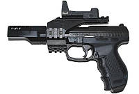 Пистолет пневматический Walther  CP99 Сompact RECON