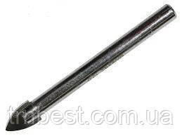 Сверло по стеклу/керамике 4 mm (крест) Fangda