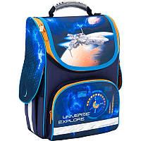 Рюкзак Kite K17-501S-5 501 Universe explore школьный каркасный детский для мальчиков 34см х 26см х 13см