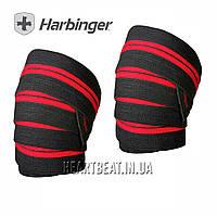 Коленные бинты Harbinger 46300 Red Line Knee Wraps