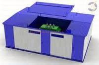 КТПГС-1000/6(10)/0,4 Подстанции трансформаторные для городских сетей  КТП 1000