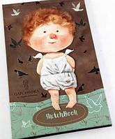 Блокнот Gapchinska 7БЦ 124х197мм 36л Гапчинська