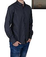 Качественная мужская рубашка Gucci