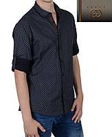 Мужская рубашка Gucci