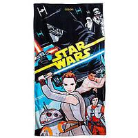 Детское махровое полотенце Disney оригинал Звездные войны