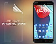 Оригинальная защитная пленка Nillkin для Nokia 6, глянцевая