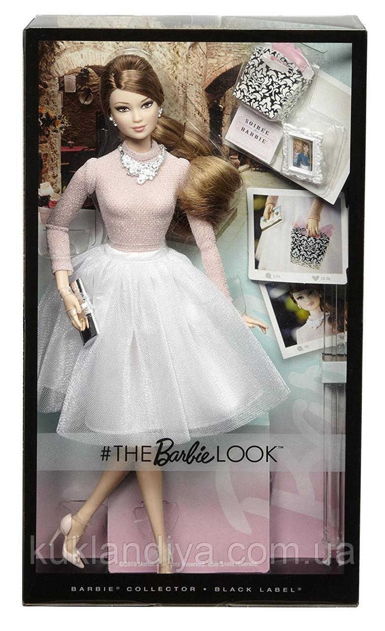 Коллекционная кукла Barbie Высокая мода