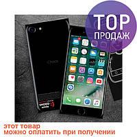 Шоколадная плитка iPhone 7 черная /оригинальные подарки