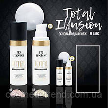 Основа/база/primer основа під макіяж Total Illusion Velvet Malva cosmetics 25 ml M-4502-01matte