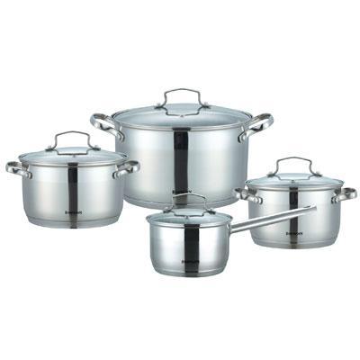 Набор посуды Bohmann BH-1908 (8 предметов)