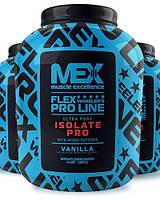Isolate Pro 1,8 кг vanilla MEX Nutrition