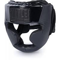 Боксерский шлем TITLE BLACK Full Coverage Headgear