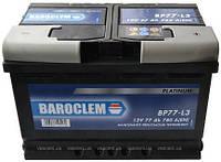 Автомобильный аккумулятор Baroclem 6СТ-77 Platinum