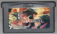 "Картридж на GBA ""Back to Stone"""