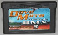 "Картридж на GBA ""Dave Mirra freestyle BMX3"""