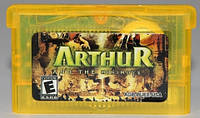 "Картридж на GBA ""ARTHUR and the minimoys"""