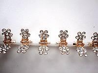 Крабики для челки (зажим)
