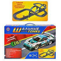Авто трек Шальные гонки Metr+(разные варианты сборки трассы) 13818