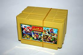 4 в 1 Super Mario, Mario, Mario 16, Mario Rabbit