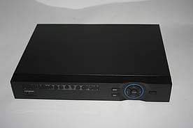 Видеорегестратор IP, 8-канальный для IP камер c POE