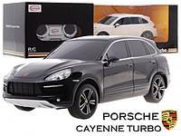 Машина на радиоуправлении Porsche Cayenne Turbo 1:24 Rastar 46100