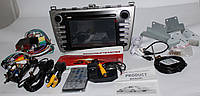 2 DIN автомагнитола Mazda6+camera