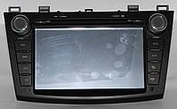2 DIN автомагнитола Mazda3+camera
