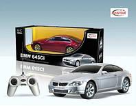 Автомобиль на радиоуправлении BMW 645CI 1:24 Rastar 14700